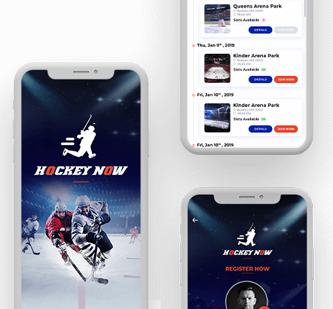 Hockey now hybrid app development